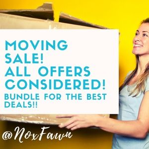 ALL Offers Considered! 🎉📦🎉 Moving Sale!!